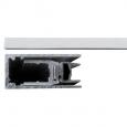 420 Порог алюминиевый с резин вставкой (противопожарный) 103-83 см