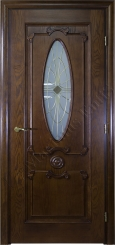 Дверь межкомнатная деревянная IS