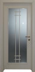 Дверь межкомнатная деревянная N
