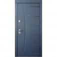 Двери Qdoors Глория графит
