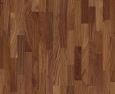 VILLA, VIL1368, WALNUT SATIN, 3 STRIP